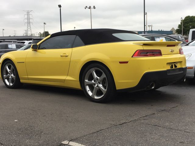 2014 Chevrolet Camaro LT LEATHER/NAV/BACK UP /RS PACKAGE in Memphis Tennessee, 38115