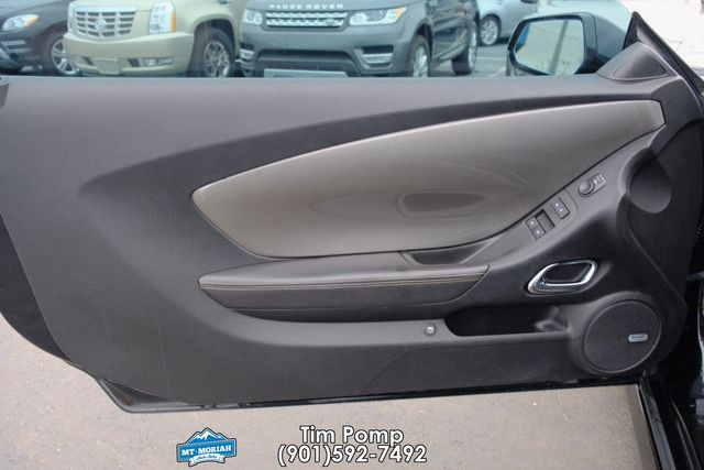 2014 Chevrolet Camaro LT 2 / RS SUNROOF LEATHER NAVIGATION REAR SPOILER in Memphis, Tennessee 38115