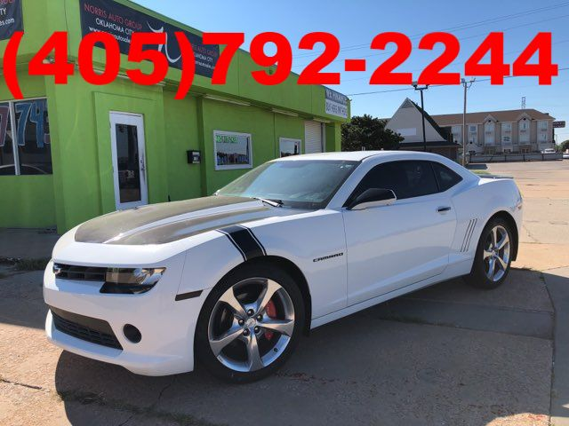 2014 Chevrolet Camaro LT in Oklahoma City OK