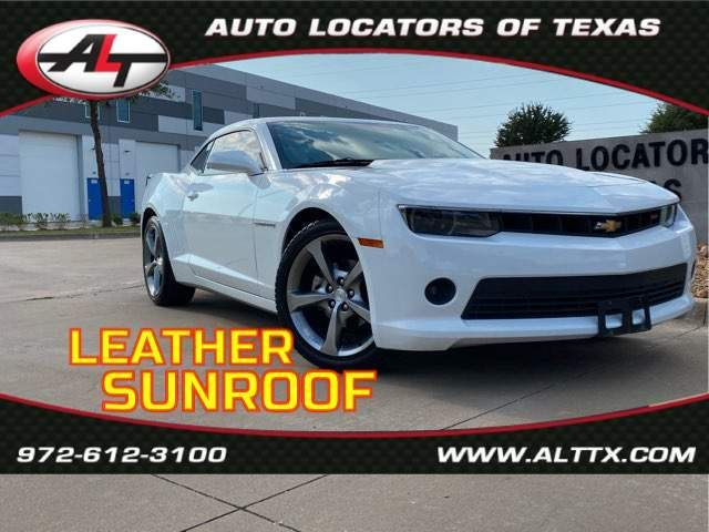 2014 Chevrolet Camaro LT with LEATHER and SUNROOF