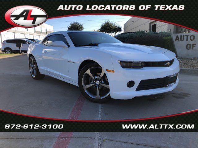 2014 Chevrolet Camaro LT in Plano, TX 75093