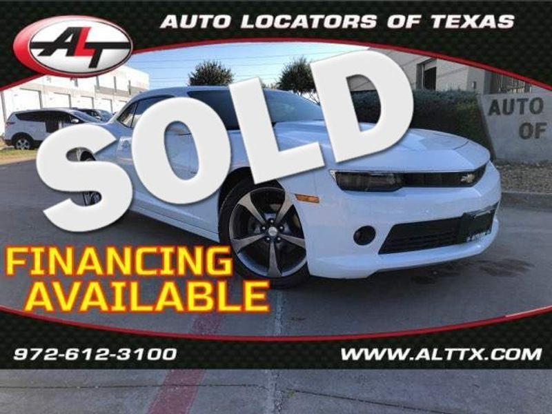 2014 Chevrolet Camaro LT | Plano, TX | Consign My Vehicle in Plano TX
