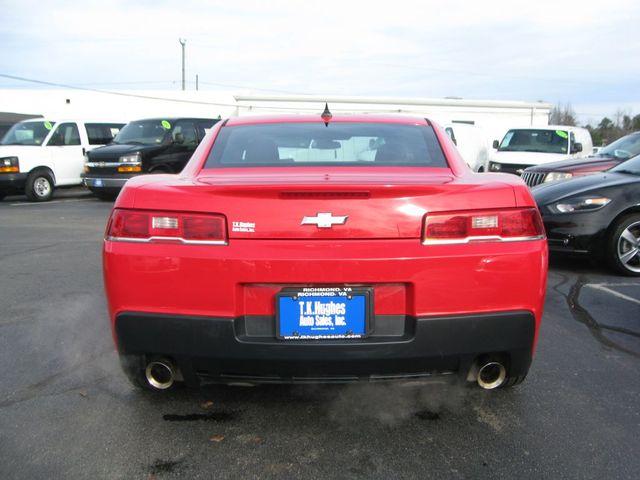 2014 Chevrolet Camaro LS Richmond, Virginia 5