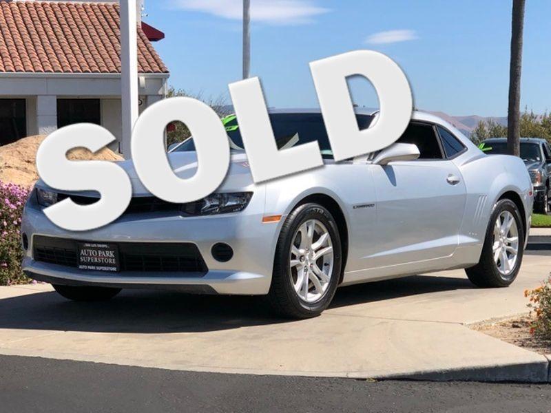 2014 Chevrolet Camaro LS | San Luis Obispo, CA | Auto Park Sales & Service in San Luis Obispo CA