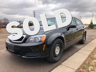 2014 Chevrolet Caprice Police Patrol Vehicle Osseo, Minnesota
