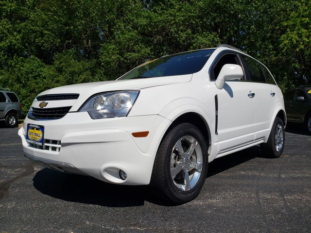2014 Chevrolet Captiva Sport Fleet LT | Champaign, Illinois | The Auto Mall of Champaign in Champaign Illinois