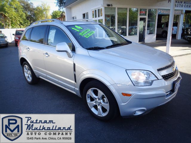 2014 Chevrolet Captiva Sport Fleet LTZ in Chico, CA 95928