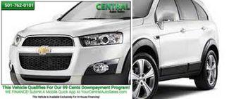 2014 Chevrolet Captiva Sport Fleet LS | Hot Springs, AR | Central Auto Sales in Hot Springs AR
