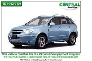 2014 Chevrolet Captiva Sport Fleet LS | Hot Springs, AR | Central Auto Sales in Hot Springs AR