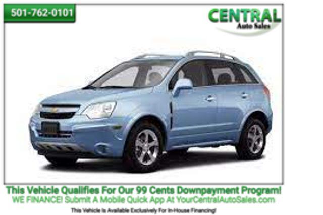 2014 Chevrolet Captiva Sport Fleet in Hot Springs AR