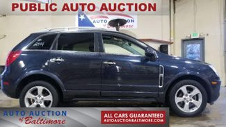 2014 Chevrolet Captiva Sport Fleet LT   JOPPA, MD   Auto Auction of Baltimore  in Joppa MD