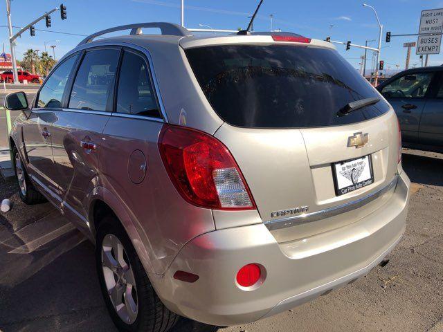2014 Chevrolet Captiva Sport Fleet LT CAR PROS AUTO CENTER (702) 405-9905 Las Vegas, Nevada 2
