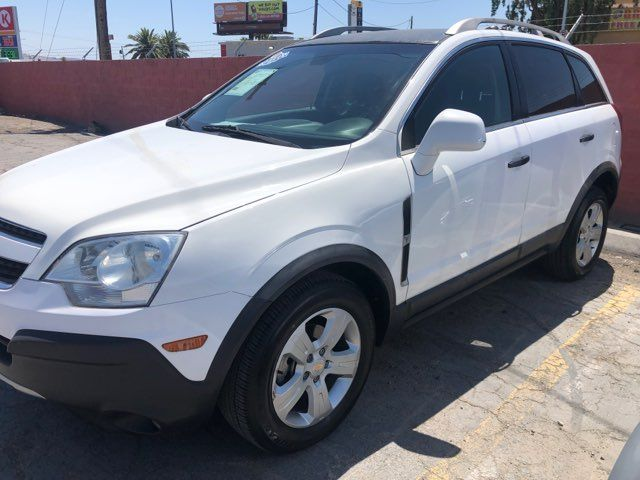2014 Chevrolet Captiva Sport Fleet LS CAR PROS AUTO CENTER (702) 405-9905 Las Vegas, Nevada 2