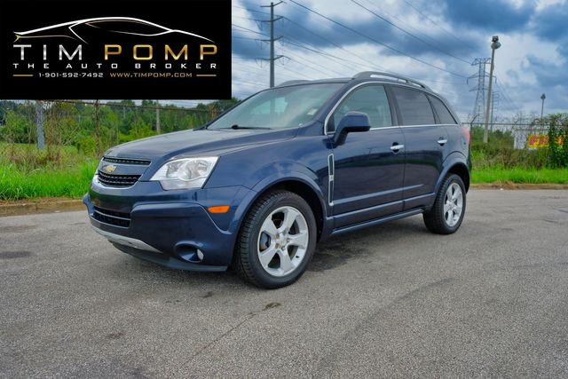 2014 Chevrolet Captiva Sport Fleet LTZ SUNROOF LEATHER SEATS NAVIGATION