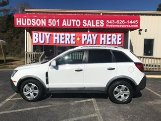 2014 Chevrolet Captiva Sport Fleet LS | Myrtle Beach, South Carolina | Hudson Auto Sales in Myrtle Beach South Carolina