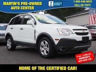 2014 Chevrolet Captiva Sport Fleet LS | Whitman, Massachusetts | Martin's Pre-Owned-[ 2 ]