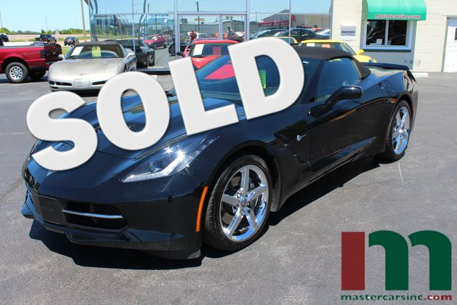 2014 Chevrolet Corvette Stingray | Granite City, Illinois | MasterCars Company Inc. in Granite City Illinois