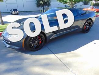 2014 Chevrolet Corvette Z51 3LT 1,641 ORIGINAL MILES   Grapevine, TX   Corvette Center Dallas in Dallas TX