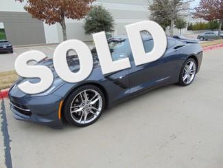 2014 Chevrolet Corvette Z51 3LT 3741 Miles One Owner Auto Loaded   Grapevine, TX   Corvette Center Dallas in Dallas TX