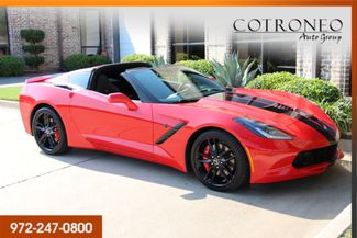 2014 Chevrolet Corvette Stingray 2LT Z51 Coupe in Addison TX, 75001