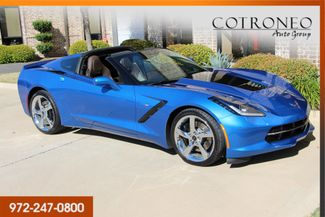 2014 Chevrolet Corvette Stingray 3LT Z51 Coupe Premier Edition in Addison TX, 75001