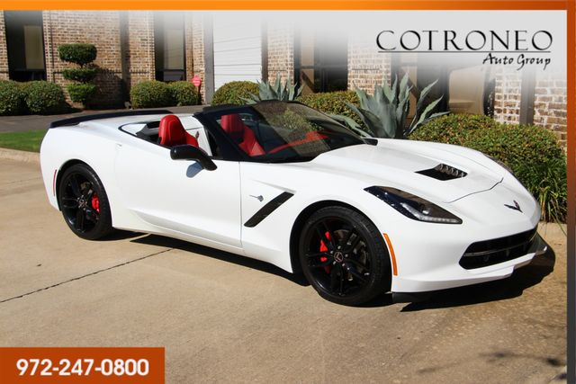 2014 Chevrolet Corvette Stingray 3LT Convertible