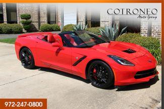 2014 Chevrolet Corvette Stingray 3LT Z51 Convertible in Addison, TX 75001