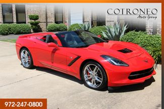 2014 Chevrolet Corvette Stingray 3LT Z51 Convertible in Addison, TX 75001