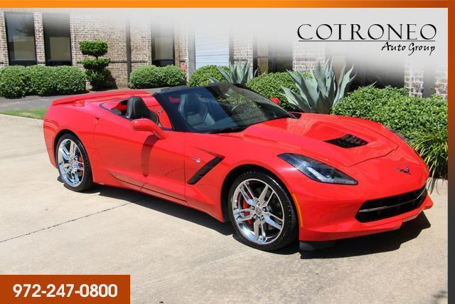 2014 Chevrolet Corvette Stingray Z51 3LT in Addison, TX 75001