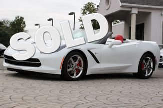 2014 Chevrolet Corvette Stingray Convertible 2LT in Alexandria VA