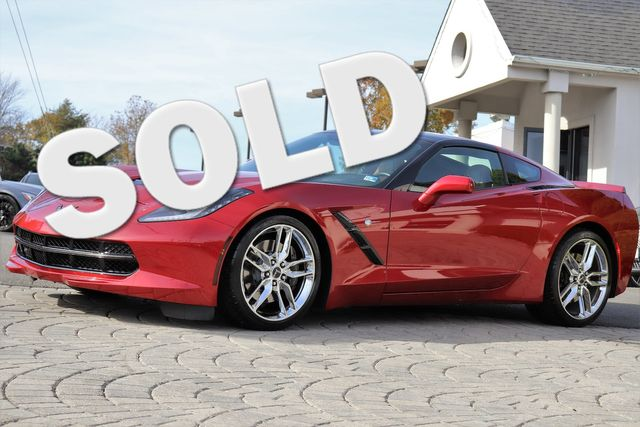 2014 Chevrolet Corvette Stingray Coupe Z51 2LT in Alexandria VA
