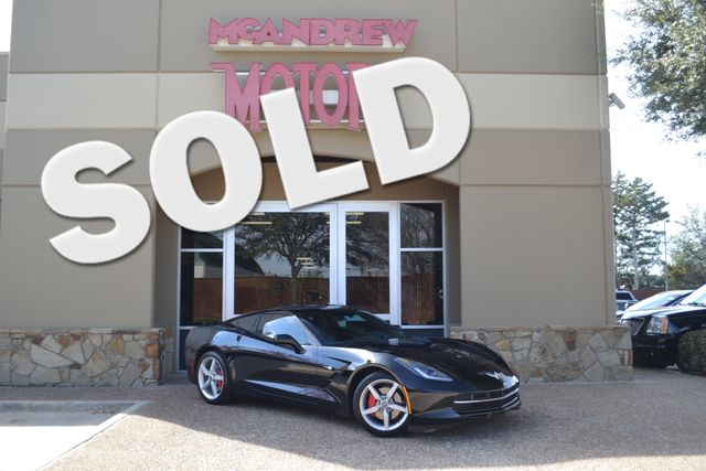 2014 Chevrolet Corvette Stingray 3LT LOW MILES.!!