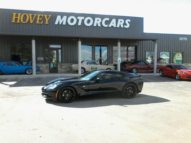 2014 Chevrolet Corvette Stingray Z51 1LT Boerne, Texas 4