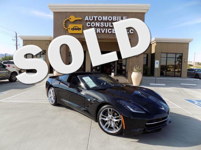 2014 Chevrolet Corvette Stingray Z51 1LT in Bullhead City, AZ 86442-6452