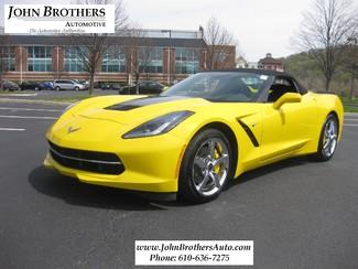 2014 Sold Chevrolet Corvette Stingray 2LT Conshohocken, Pennsylvania