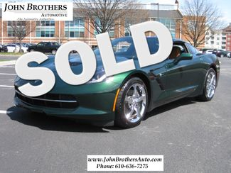 2014 Sold Chevrolet Corvette Stingray 2LT Conshohocken, Pennsylvania 0