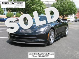 2014 Sold Chevrolet Corvette Stingray Conshohocken, Pennsylvania 0