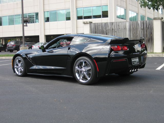 2014 Chevrolet Corvette Stingray Conshohocken, Pennsylvania 3
