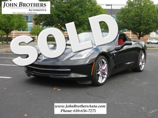 2014 Sold Chevrolet Corvette Stingray Z51 2LT Conshohocken, Pennsylvania