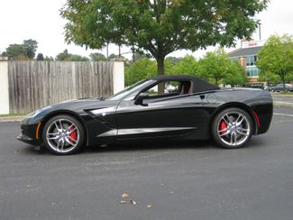 2014 Chevrolet Corvette Stingray Z51 2LT Conshohocken, Pennsylvania 2