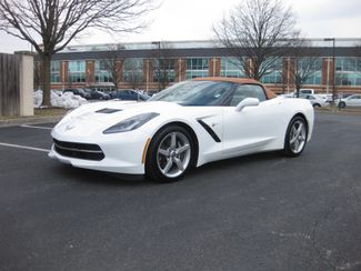 2014 Sold Chevrolet Corvette Stingray 2LT Convertible Conshohocken, Pennsylvania 1