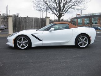 2014 Sold Chevrolet Corvette Stingray 2LT Convertible Conshohocken, Pennsylvania 2