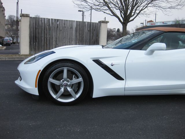 2014 Chevrolet Corvette Stingray 2LT Convertible Conshohocken, Pennsylvania 17