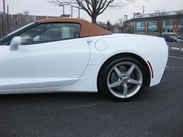 2014 Chevrolet Corvette Stingray 2LT Convertible Conshohocken, Pennsylvania 19