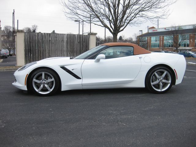 2014 Chevrolet Corvette Stingray 2LT Convertible Conshohocken, Pennsylvania 2