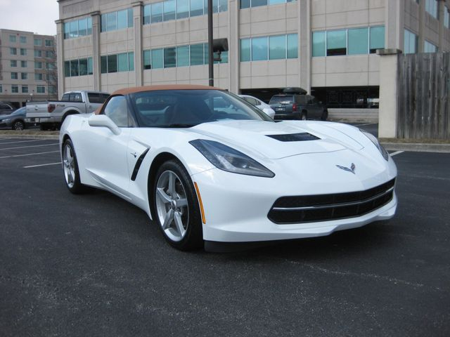 2014 Chevrolet Corvette Stingray 2LT Convertible Conshohocken, Pennsylvania 20