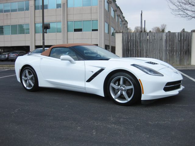 2014 Chevrolet Corvette Stingray 2LT Convertible Conshohocken, Pennsylvania 21