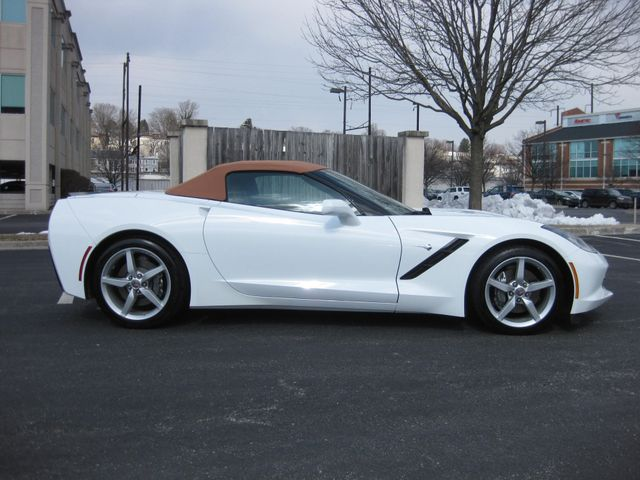 2014 Chevrolet Corvette Stingray 2LT Convertible Conshohocken, Pennsylvania 22