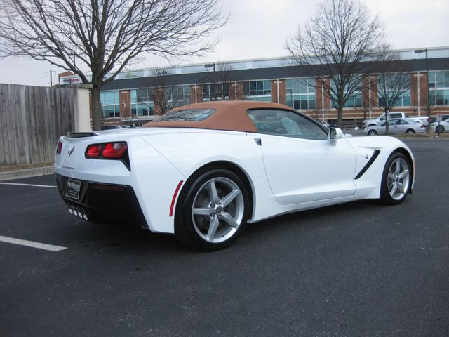 2014 Chevrolet Corvette Stingray 2LT Convertible Conshohocken, Pennsylvania 23