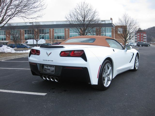 2014 Chevrolet Corvette Stingray 2LT Convertible Conshohocken, Pennsylvania 24
